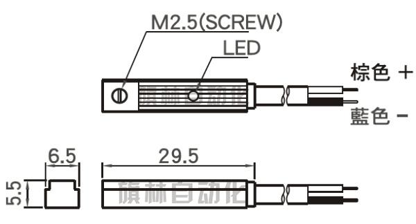 磁性开关jfs-04